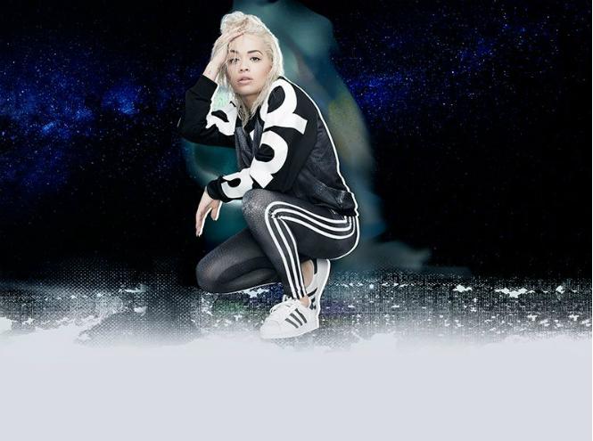Фото №1 - Рита Ора продолжает сотрудничать с Adidas