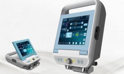Фото №1 - Дыхание плюс томография без излучения. В России разработали первый аппарат ИВЛ с оценкой степени поражения легких