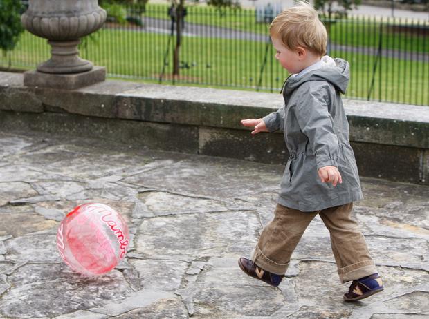 Фото №41 - «Деревянные игрушки»: во что играют дети королей