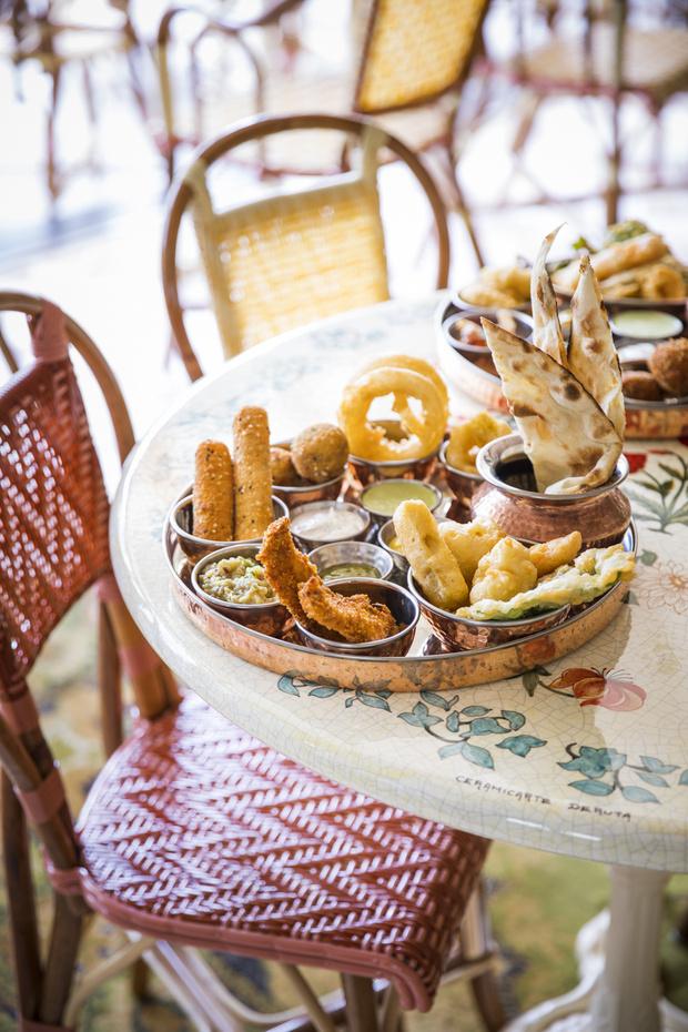 Фото №3 - Ресторан по проекту Лауры Гонсалес в Париже