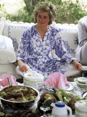 Принцесса Уэльская в ОАЭ, 15 марта 1989