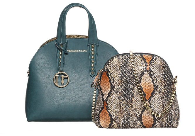 Фото №4 - It bag: Aspen от Trussardi Jeans