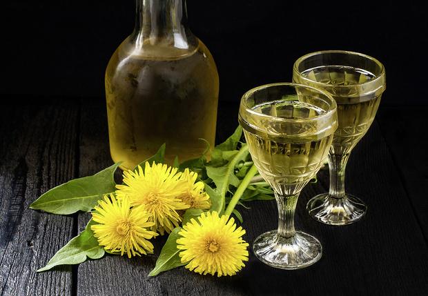Фото №1 - Как сделать вино из одуванчиков