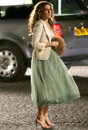 Фото №6 - Плиссе и круазе: как одежда балерин вновь вернулась в моду