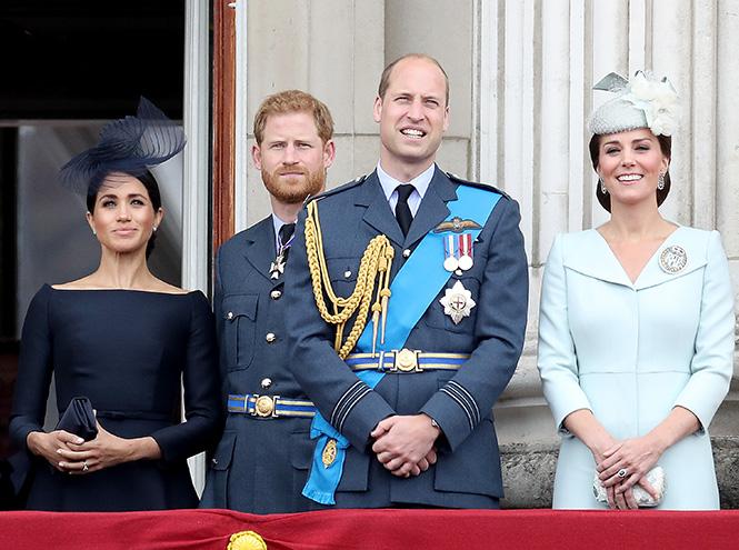 Фото №1 - Как Кейт Миддлтон укрепляет тайный матриархат королевского семейства (и почему это важно)