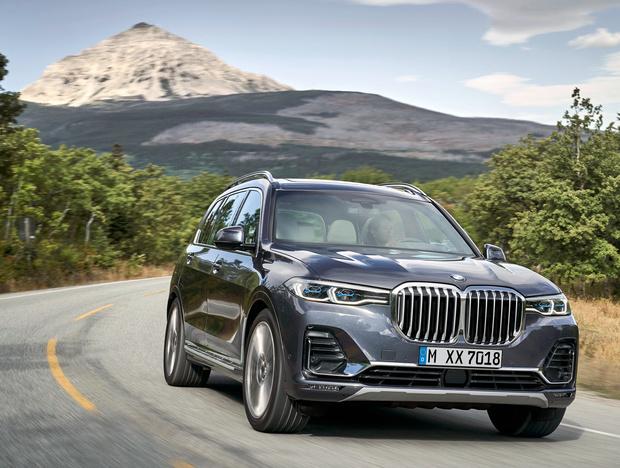 Фото №5 - Восемь убойных фактов о BMW X7