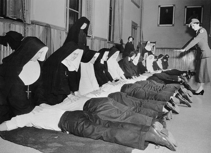 Фото №7 - Помощь всем, кто в ней нуждается: 140 лет Красному Кресту Америки