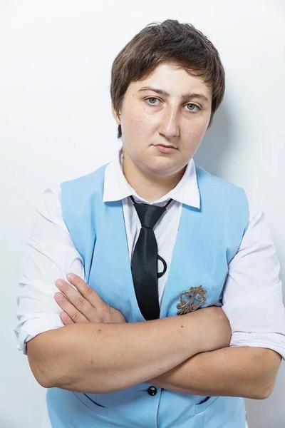 Анна Загвоздкина