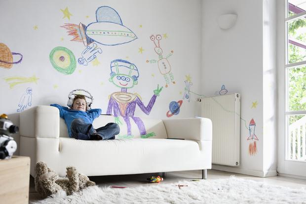 Фото №2 - Какой должна быть детская, чтобы ребенок хорошо себя вел и лучше учился