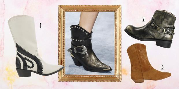 Фото №4 - Самая актуальная обувь этой осени