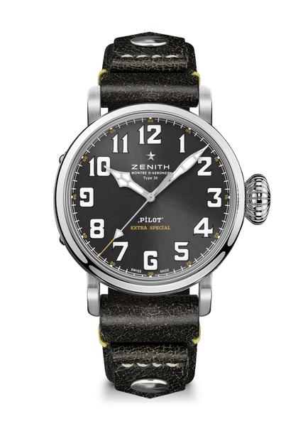 Фото №2 - Мне бы в небо: Zenith представляет часы Pilot Type-20 Rescue