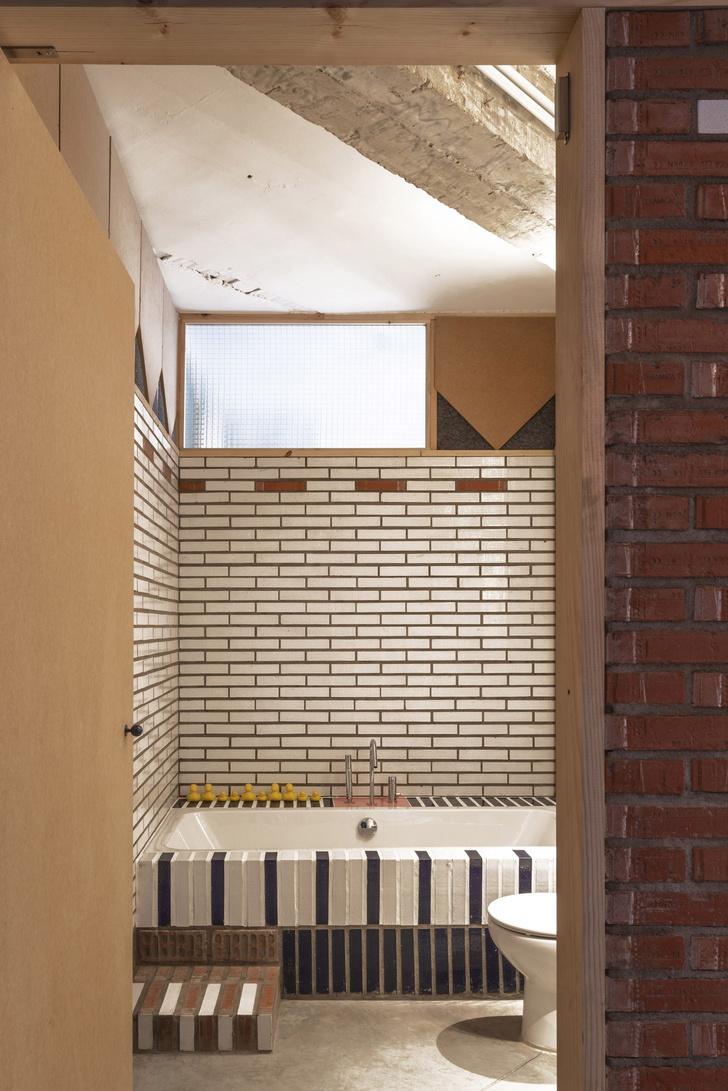 Фото №4 - Квартира в старой мастерской в Испании
