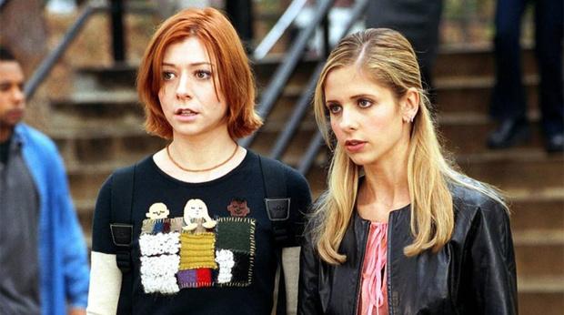 Фото №4 - Легендарные сериалы, которые любила молодежь 90-х