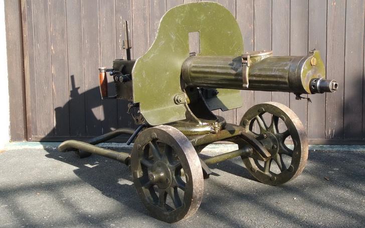 Фото №2 - 8 примеров знаменитого русского оружия, которое на самом деле придумали за рубежом