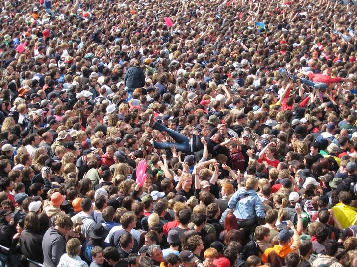 Фото №1 - Земля достигнет максимальной популяции людей к 2064 году