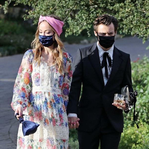 Фото №2 - СМИ: Гарри Стайлс и Оливия Уайлд счастливы вместе