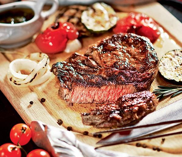 Фото №1 - Как приготовить правильный аргентинский стейк