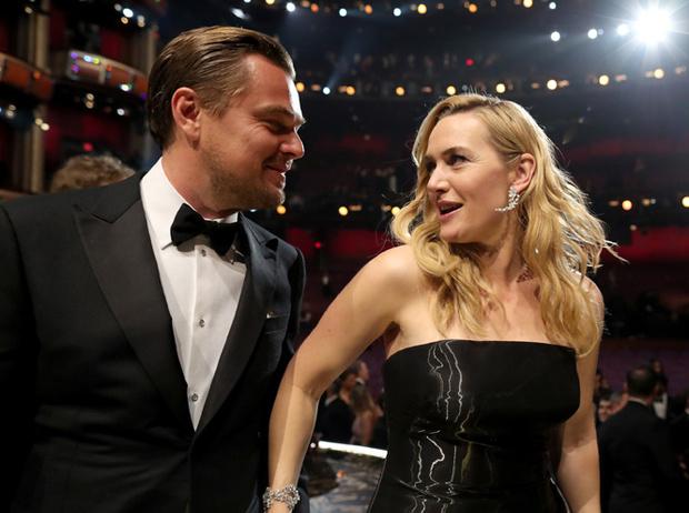 Фото №12 - Кейт Уинслет и Леонардо ДиКаприо: история самой крепкой голливудской дружбы
