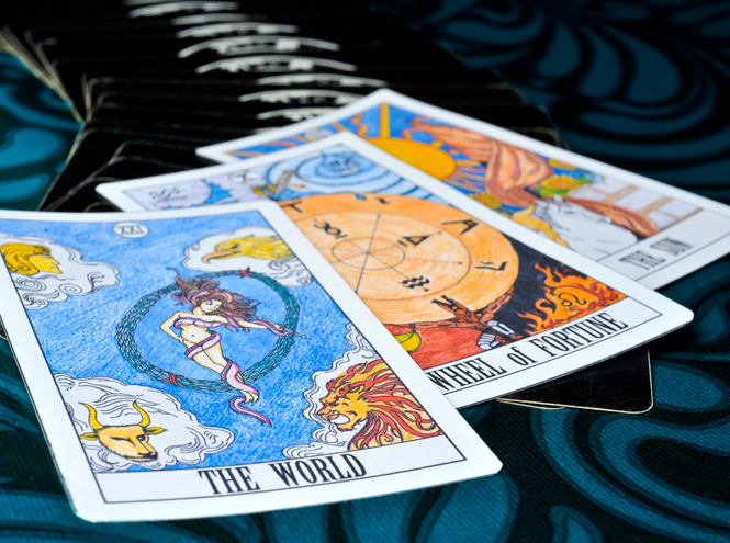 Фото №4 - Любовь и арканы: как наладить личную жизнь с помощью карт Таро