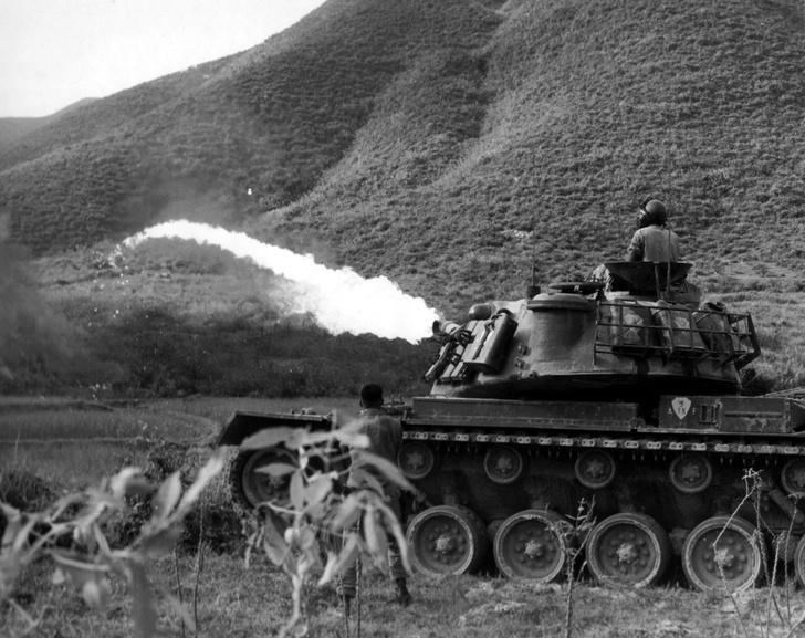 Фото №8 - «Степень поджарки— well done»: сложная судьба огнеметного танка