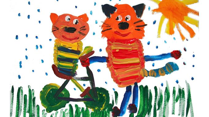 XIV Выставка творческих работ детей — подопечных фонда «Подари жизнь»