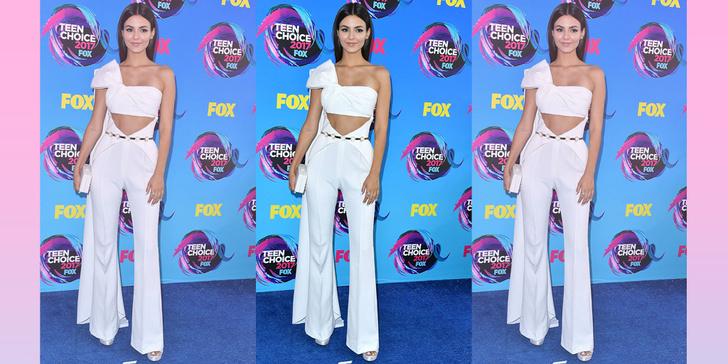 Фото №7 - Выбери лучший образ с Teen Choice Awards 2017: голосуй!