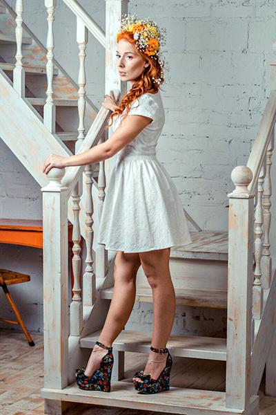14 рыжих красавиц Челябинска. Фото. Опрос.