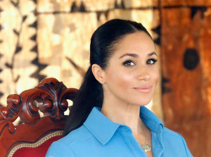 Фото №2 - Герцогиня Меган стала влиятельнее герцогини Кейт