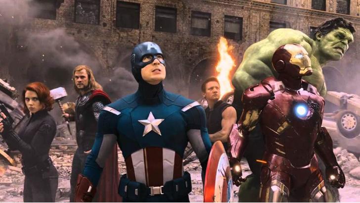Фото №3 - Эра «Мстителей» и сериалов: что смотреть на ММКФ