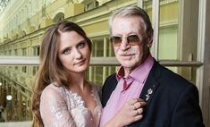 Наталья Краско сказала, что не бросит мужа, даже если он ослепнет