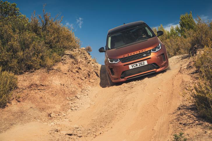 Фото №6 - Шесть удивительных фактов об автомобилях Land Rover