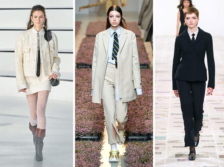 Фото №7 - 10 трендов осени и зимы 2020/21 с Недели моды в Париже