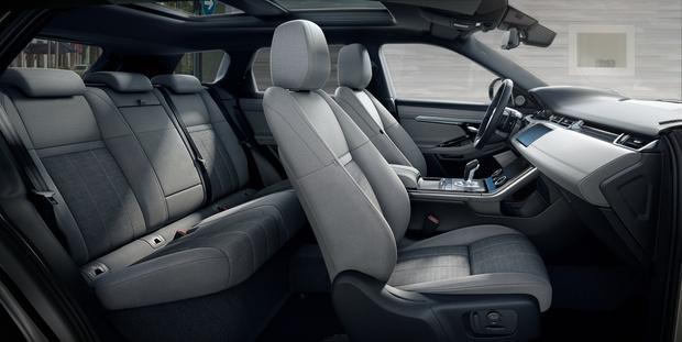 Фото №2 - Range Rover Evoque: дорогое, удовольствие