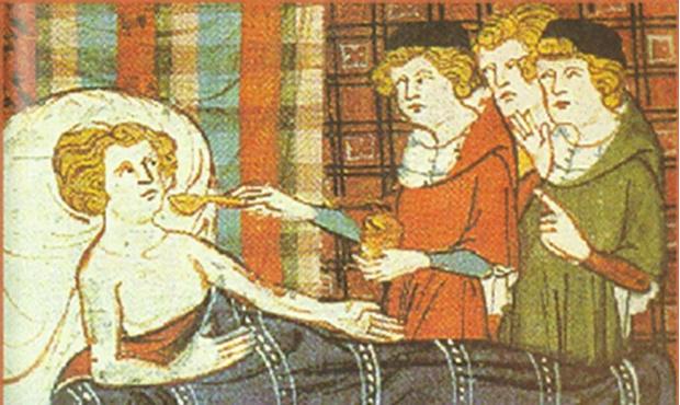 Фото №1 - «Английский пот»: загадочная средневековая эпидемия, унесшая тысячи жизней