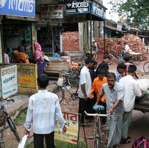 Фото №1 - Бангладеш убивает сорокоградусная жара
