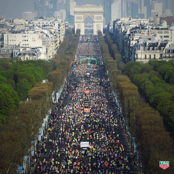 Фото №1 - Выигрывай время и лети в Париж вместе с TAG Heuer