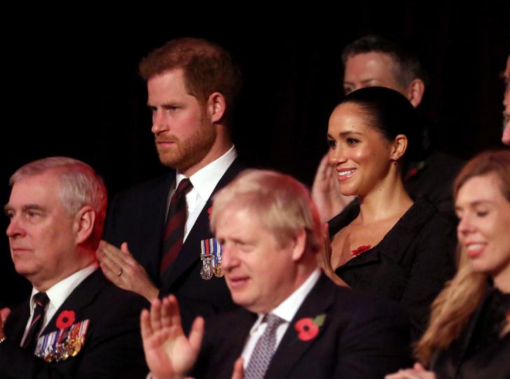 Фото №3 - Меган против Эндрю: почему Сассекские отказались приехать на 60-летие принца