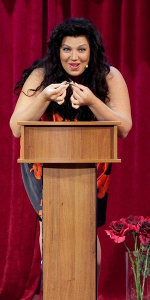 Фото №6 - Comedy Woman 10 лет спустя: новый цвет глаз, диета и тайный роман