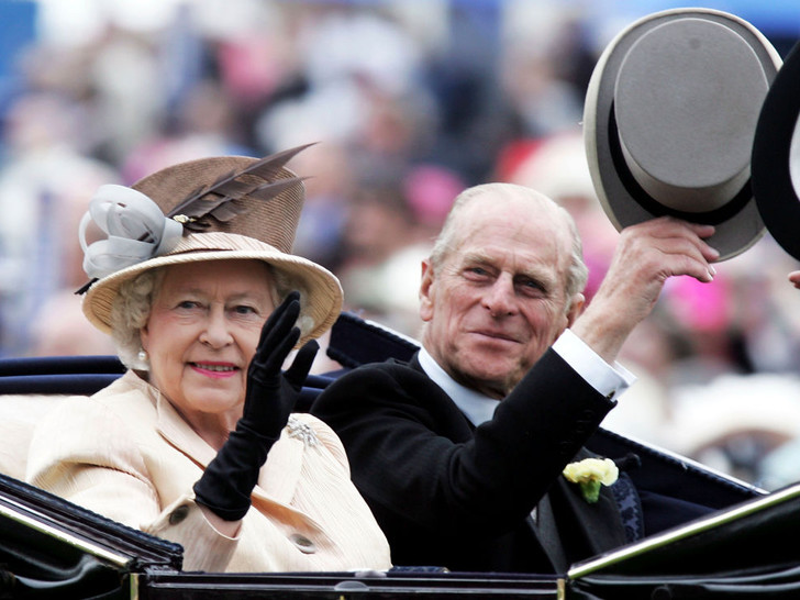 Фото №2 - Тайное прозвище принца Филиппа, которое заставляло всех краснеть