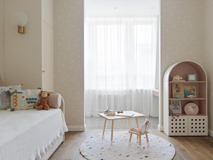 Фото №13 - Квартира 120 м² для пары с двумя детьми в Москве