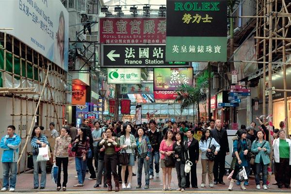 Фото №1 - Гонконг. Выбор натуры
