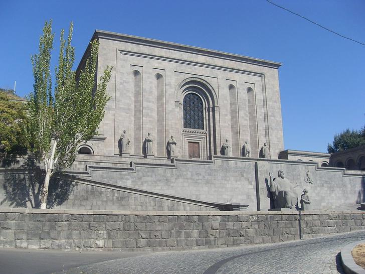 Фото №14 - Ереван-джан: гид по столице Армении. Часть 1