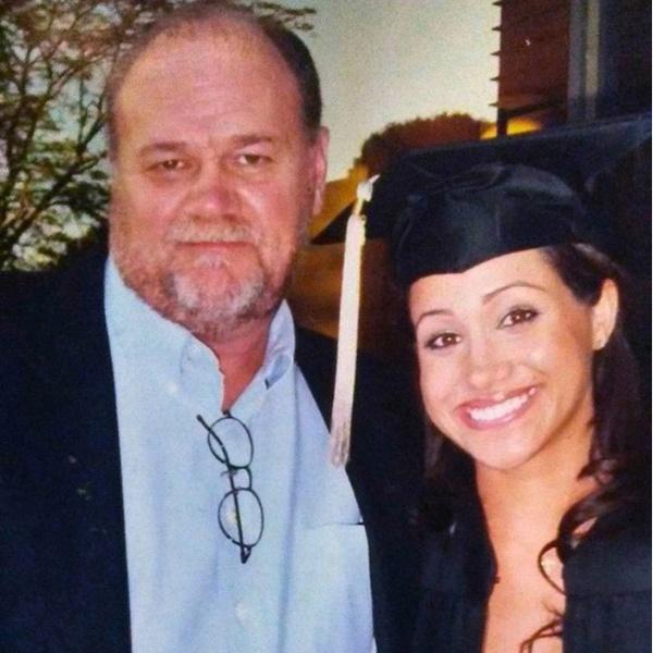 Фото №4 - Отец Меган Маркл отказался ехать на свадьбу дочери при странных обстоятельствах