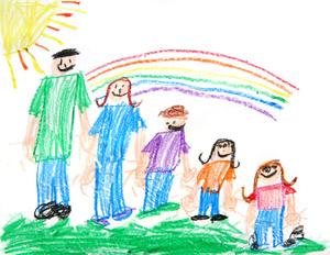 Фото №4 - Тайный смысл детских рисунков