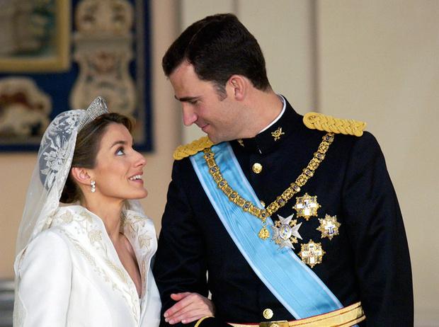 Фото №9 - 12 знаменитых королевских свадеб