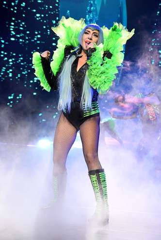 Фото №44 - Как Леди Гага стала настоящей леди (и почему она больше не королева эпатажа)