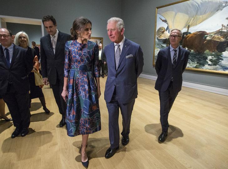 Фото №2 - Встреча Летиции и Чарльза, или Почему принц Уэльский — главный джентльмен британской королевской семьи