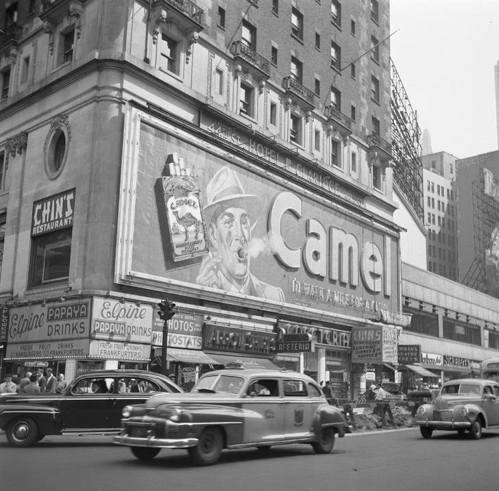 Фото №1 - Больше чем двигатель торговли: 5 ярких рекламных кампаний XX века