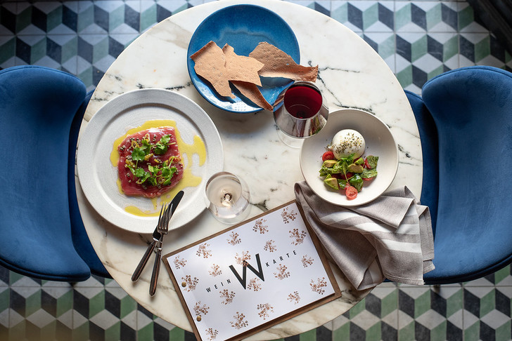 Фото №7 - Берлинский ресторан Арама Мнацаканова MINE снова попал в гид Michelin 2021