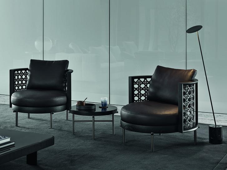 Фото №2 - Minotti 2020: пять дизайнеров— одна коллекция